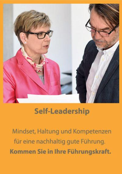 Self-Leadership: Mindset, Haltung und Kompetenzen für eine nachhaltig gute Führung
