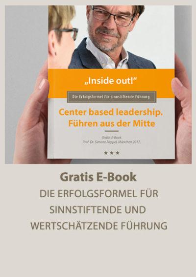 Gratis E-Book DIE ERFOLGSFORMAL FÜR SINNSTIFTENDE FÜHRUNG