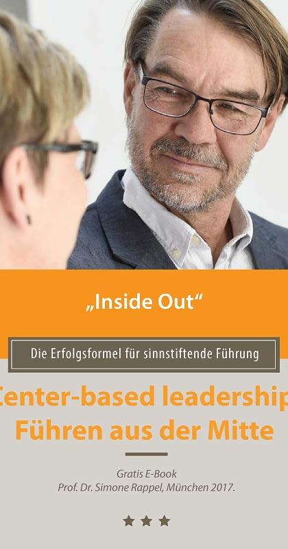 Inside Out - Führen aus der Mitte mit Dr. Simone Rappel, München