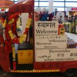 Namaste: Begrüßung in Indien