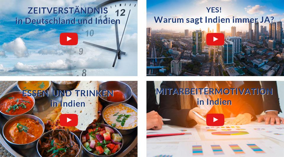 Video Zeitverständnis in Deutschland und Indien